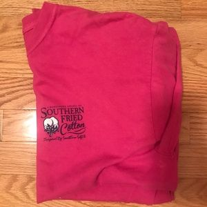 Southern Fried Cotton Long Sleeve Tee